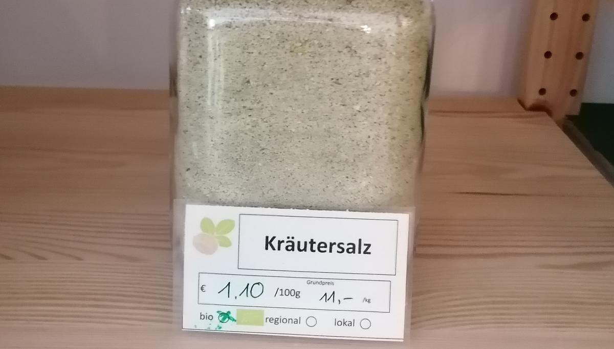 Kräutersalz