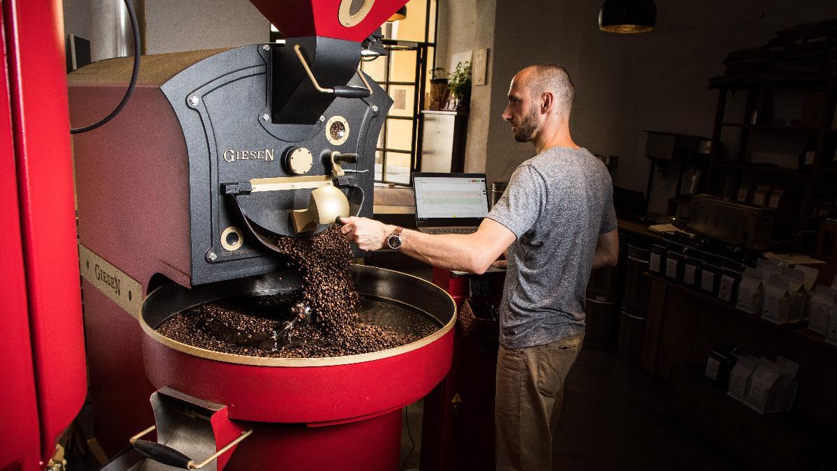 Kaffeerösterei Chamer Land