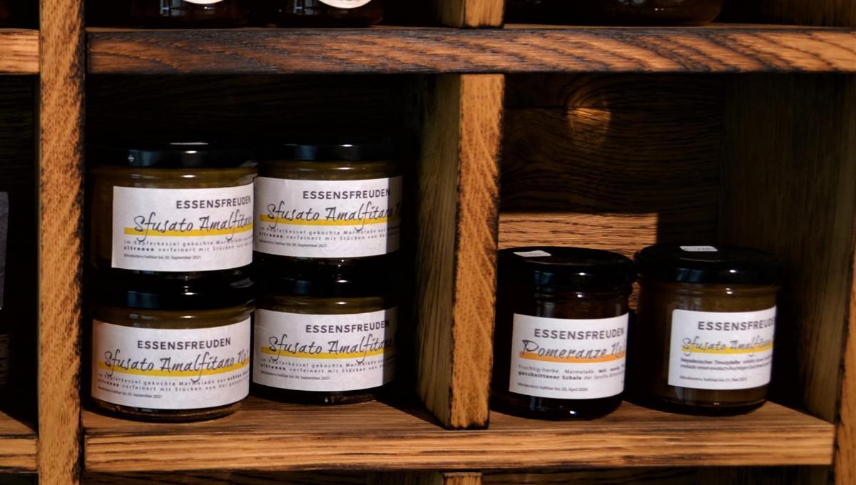 Amalfi-Zitronen-Marmelade