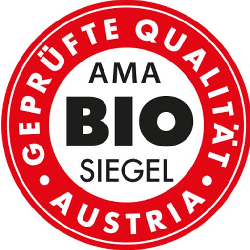 Rot-weiß-rotes AMA Bio-Siegel