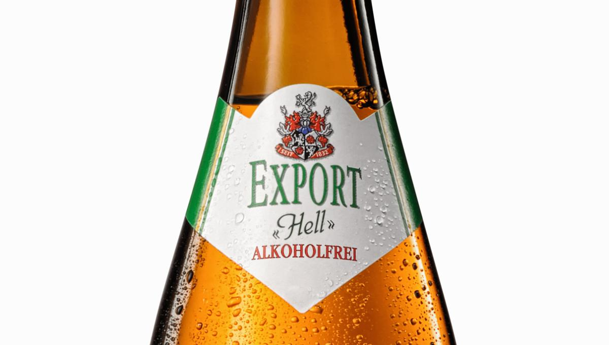 Export Hell Alkoholfrei
