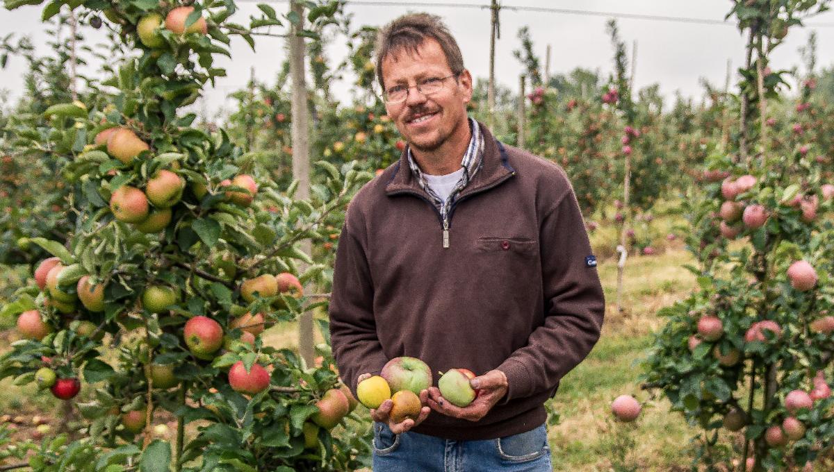 Lehr- und Beispielbetrieb für Obstbau