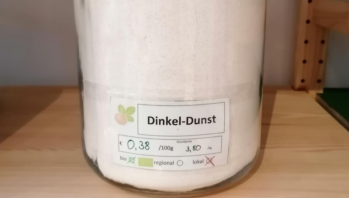 Dinkel-Dunst