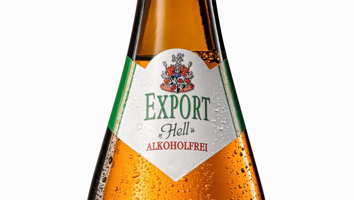 Stöttner Export Hell Alkoholfrei