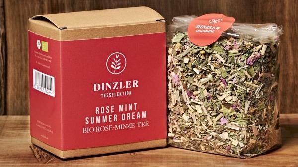 Rose Mint Summer Dream