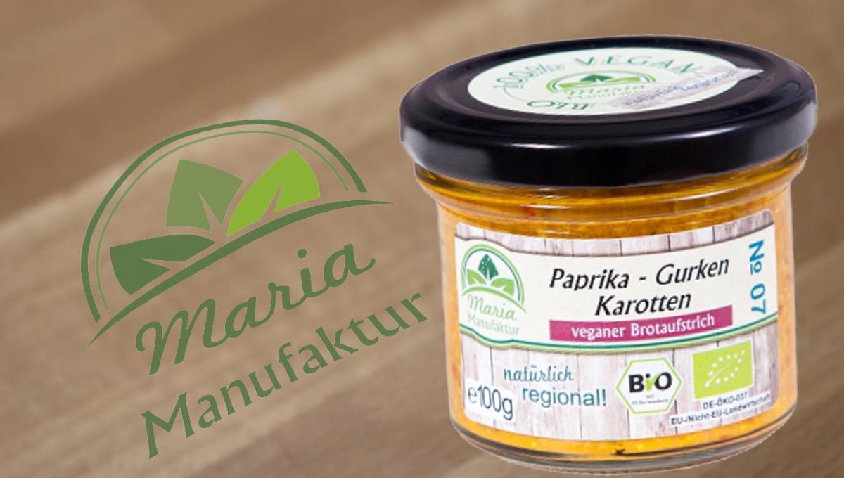 No 07: Paprika, Gurken & Karotten