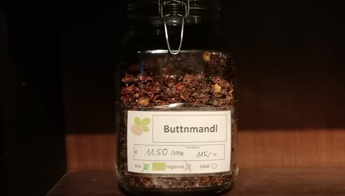 Buttnmandl