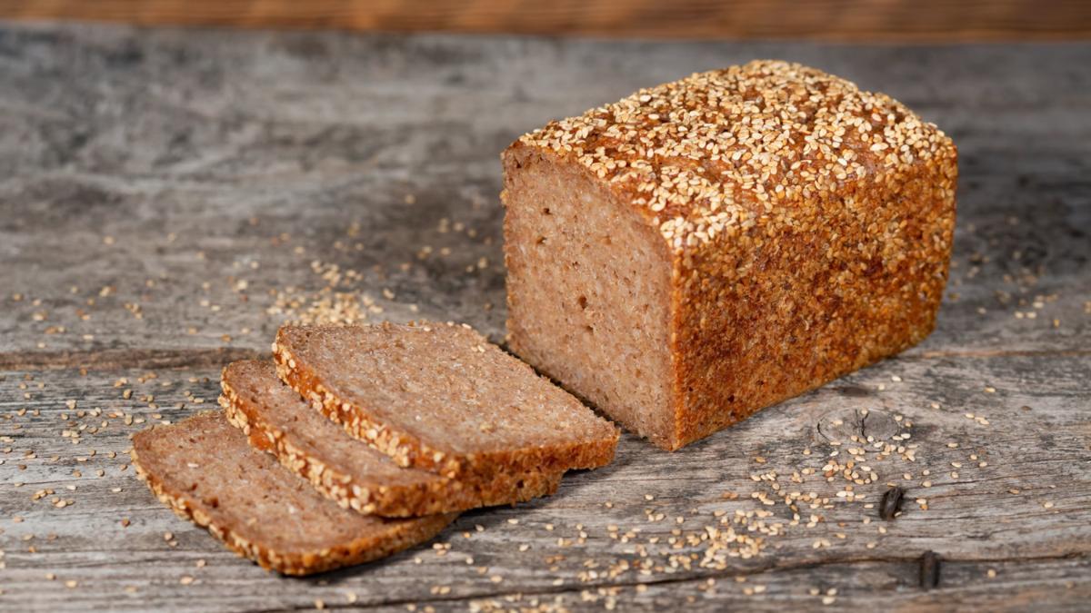 Lebens Keim Brot