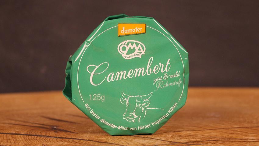 Camembert ÖMA 125g