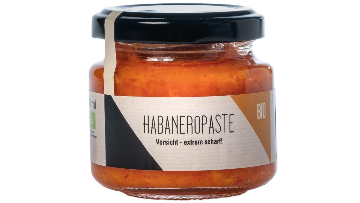 Habanero Paste