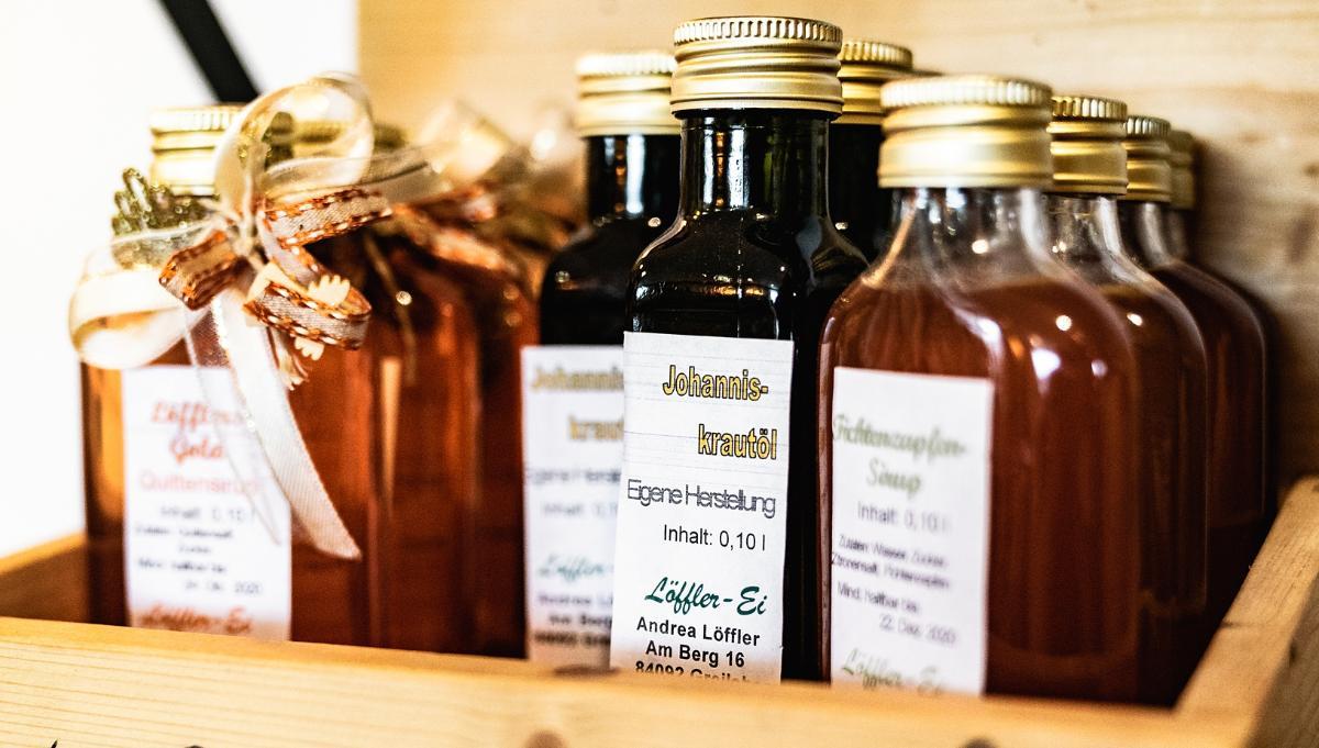 Johanniskraut-Öl