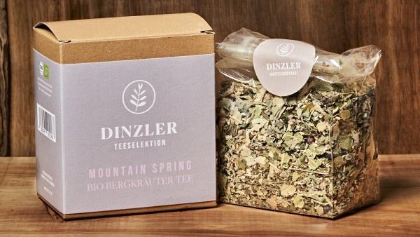 Mountain Spring Bio-Bergkräuter-Tee