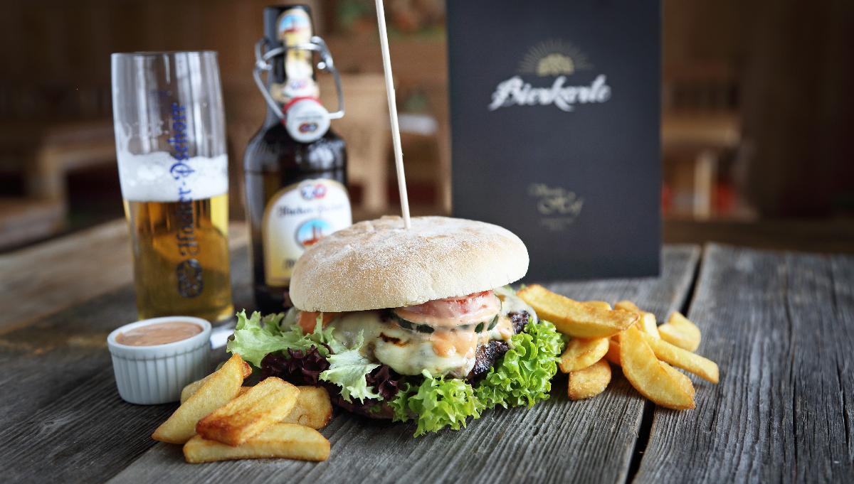 Vilstaler Hof Burger vom Angus Rind