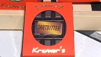 Zartbitter Schokolade 50g Krämer