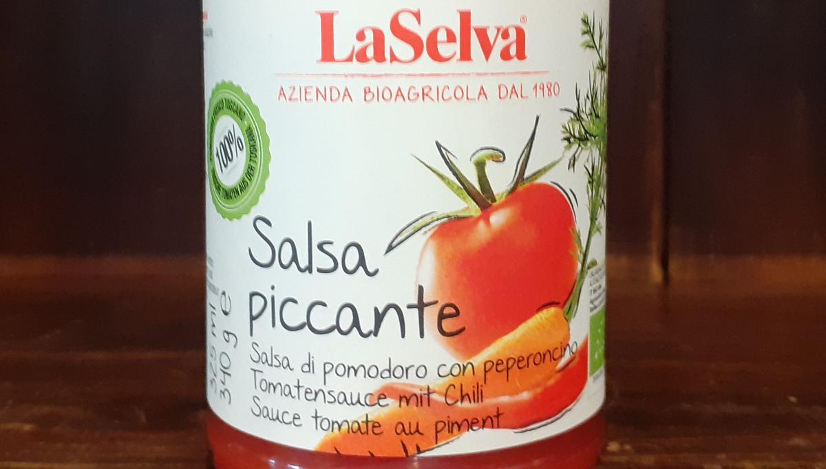 Tomatensauce mit Chili, Salsa Piccante