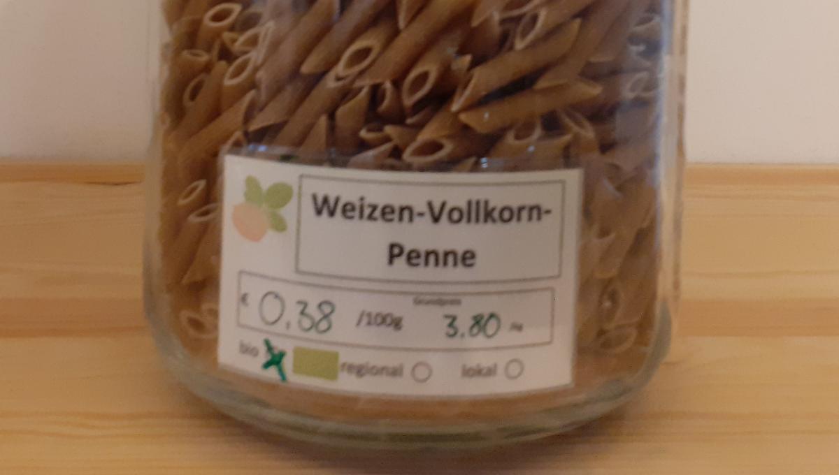 Weizen-Vollkorn-Penne