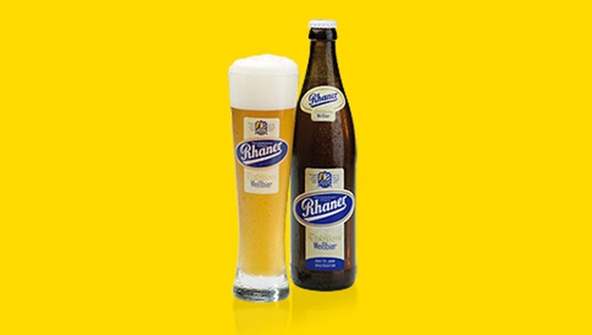 Rhaner Traditions-Weißbier