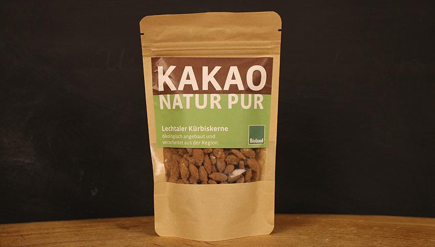Lechtaler Kürbiskerne Kakao Natur 60g