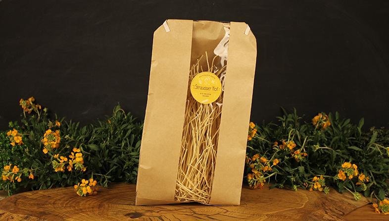 Strausser Nudeln Weizen 500g