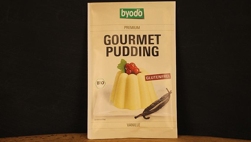 Puddingpulver Vanille Byodo 40g