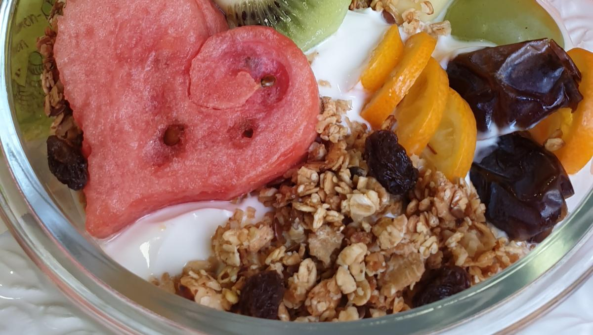 bio Powermüsli Hanf-Leinsamen-Rosinen (weniger süß)