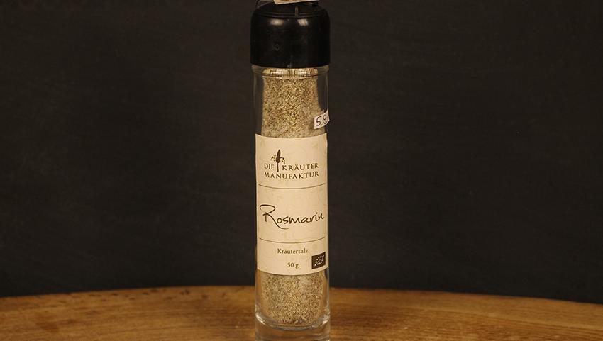 Kräutersalz Rosmarin 50 g