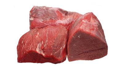 Bratenfleisch Rind
