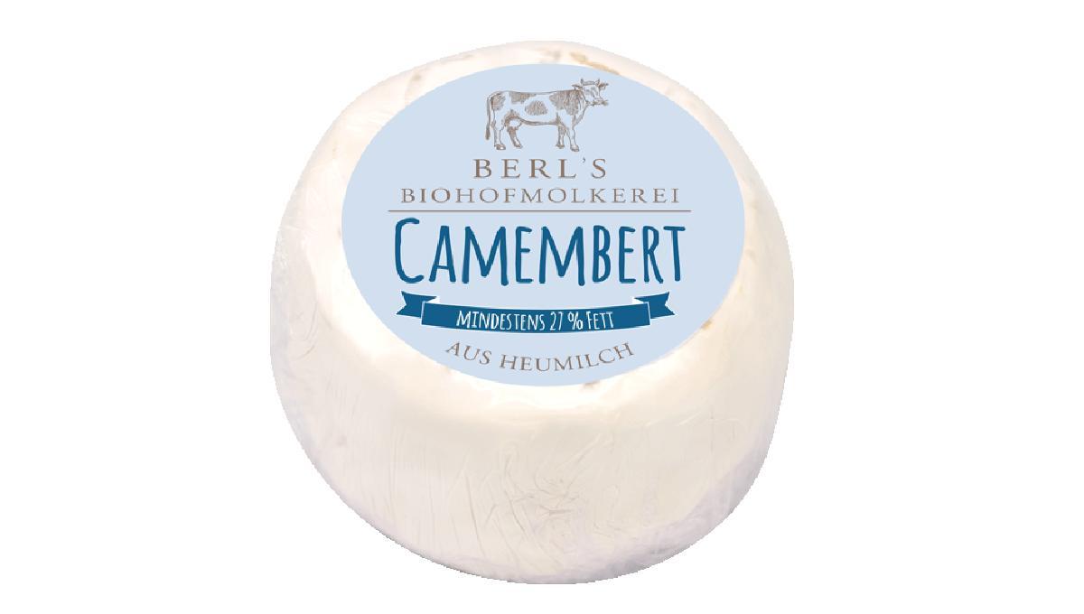 Weichkäse Camembert