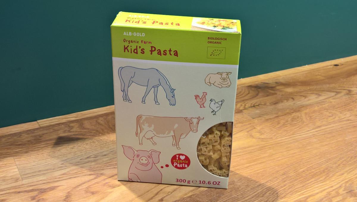 Kids Pasta Farm 300g