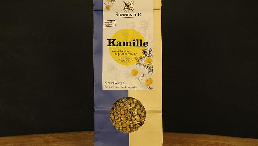 Kamillenblüten Tee, Sonnentor 50g