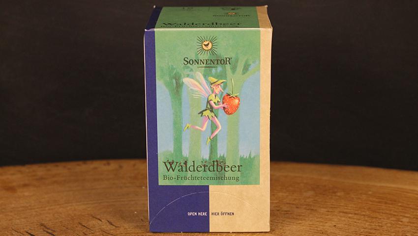 Walderdbeer Früchtetee, , Sonnentor 18 Btl