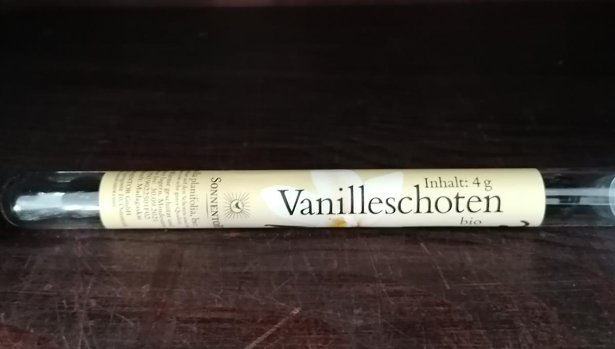 Vanille-Schoten, 2 Stück