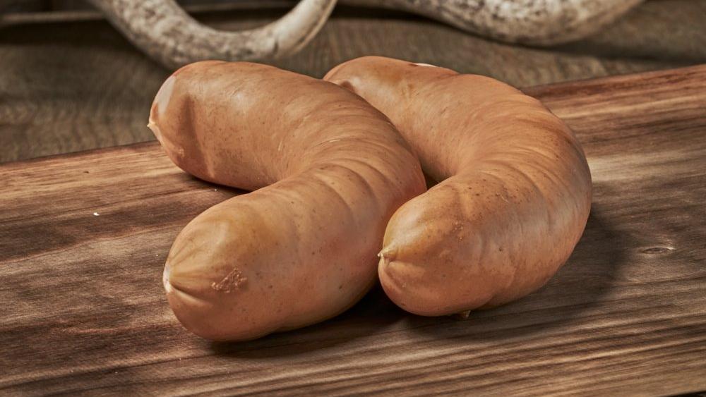 Hirschbockwurst
