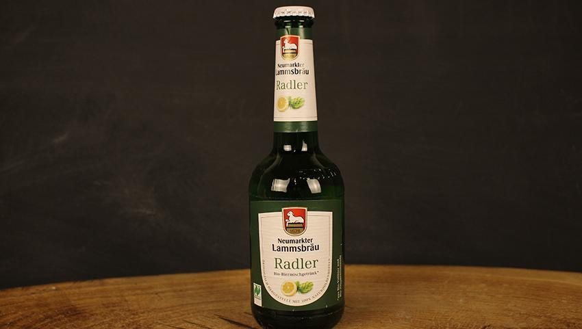 Lammsbräu Radler 0,33l