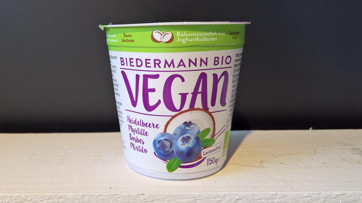 Kokos Joghurtalternative Natur