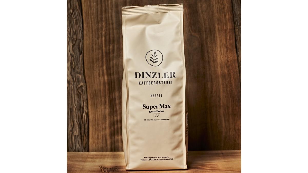Kaffe Super Max ganze Bohne