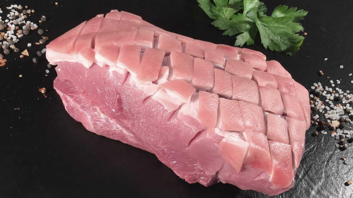 Bio Schweine-Braten (Schulter)