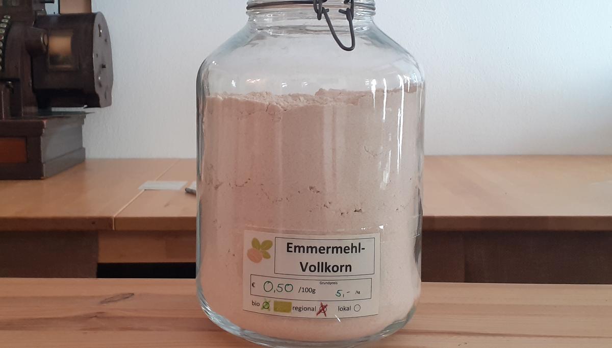 Emmermehl-Vollkorn