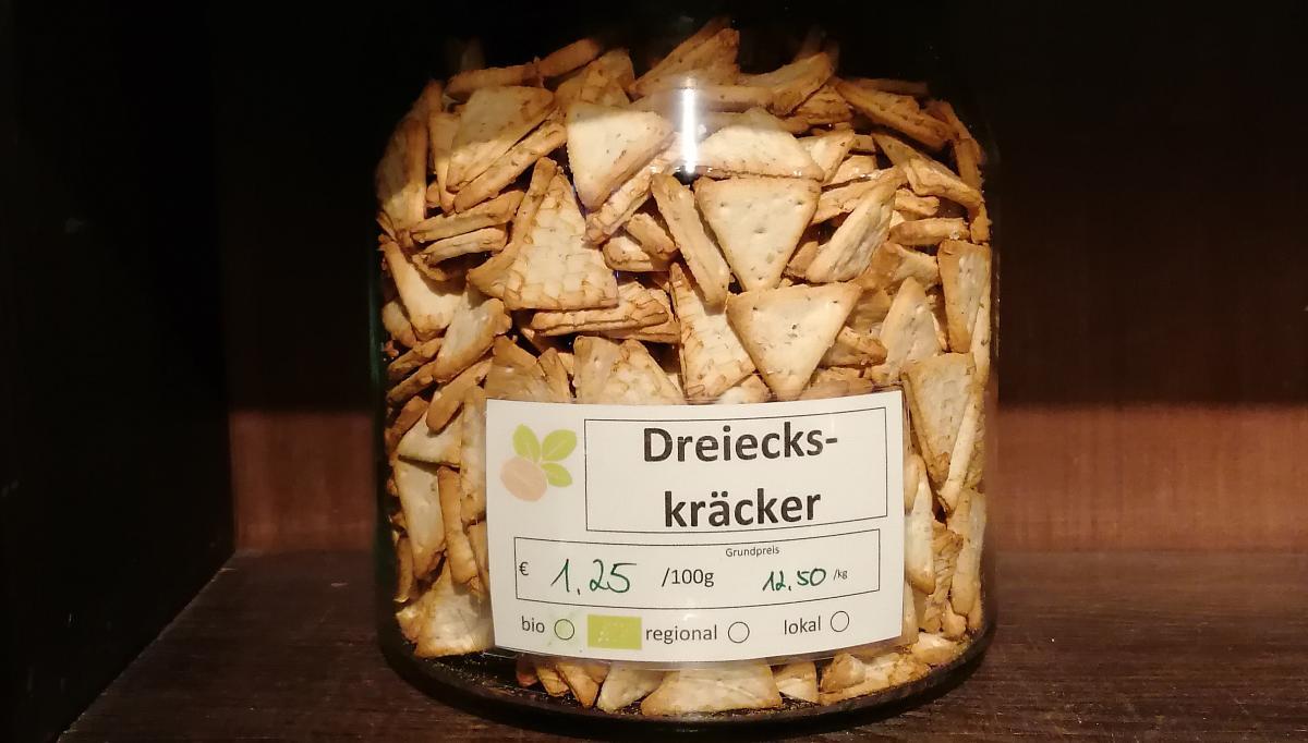Dreieckskräcker