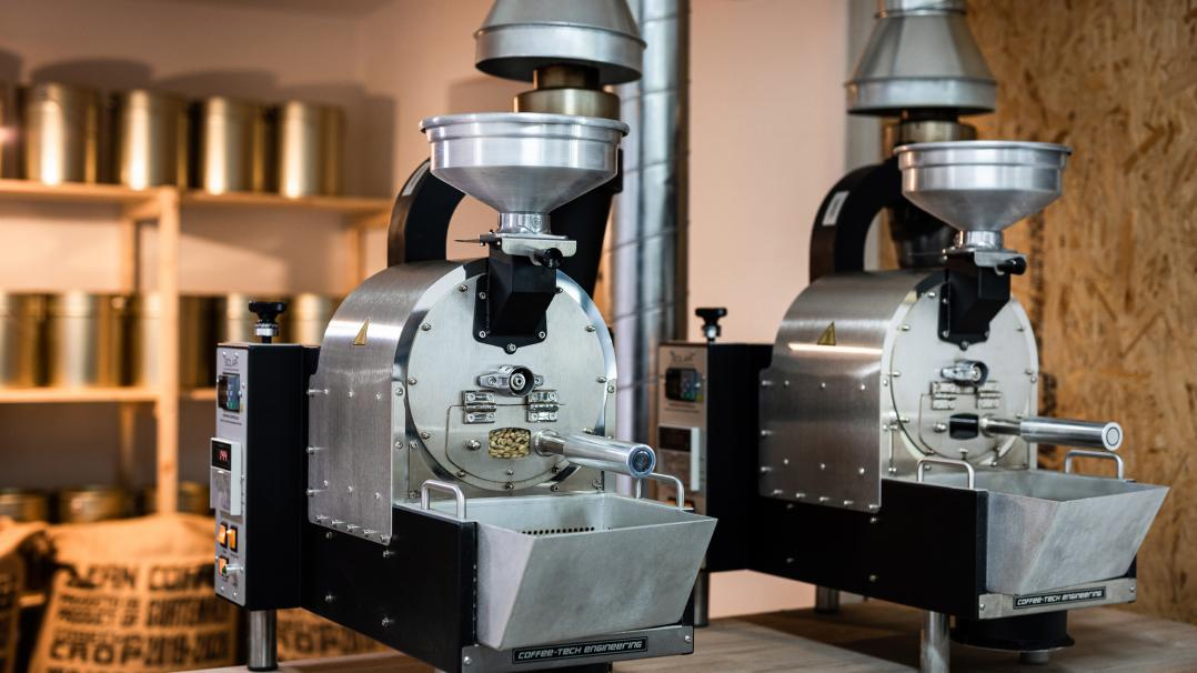 Acht58 Kaffeemanufaktur