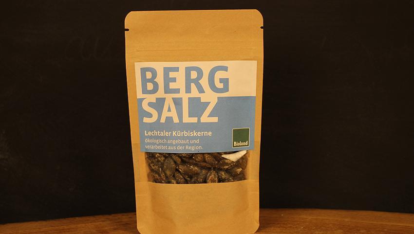 Lechtaler Kürbiskerne Berg Salz 60g