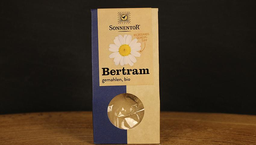 Bertramwurzel gemahlen, Sonnentor 35g