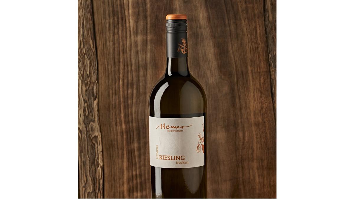 Bio-Riesling Weißwein