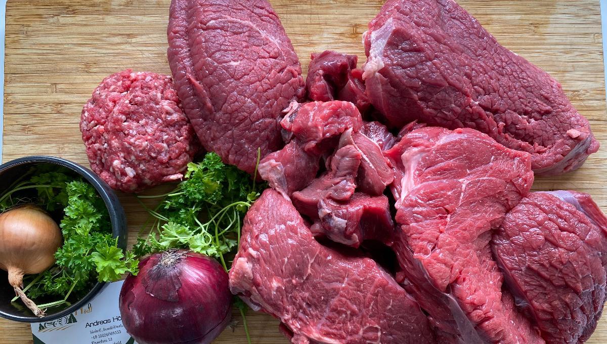Rinder-Mischpaket 5 kg