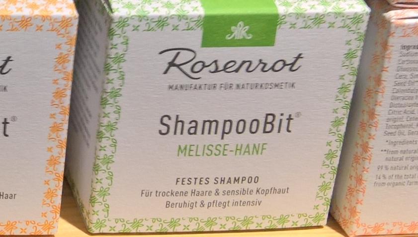 ShampooBit Melisse Hanf