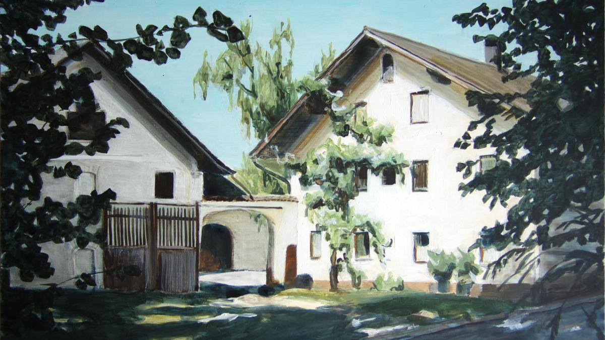 Kobehof, Familie Bauer