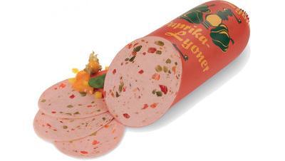 Paprika-Fleischwurst