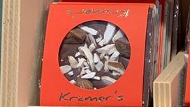 Vollmilch-Mandel Schokolade 50g Krämer