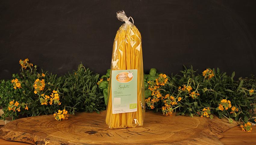 Spaghetti Weizen + Ei 500g