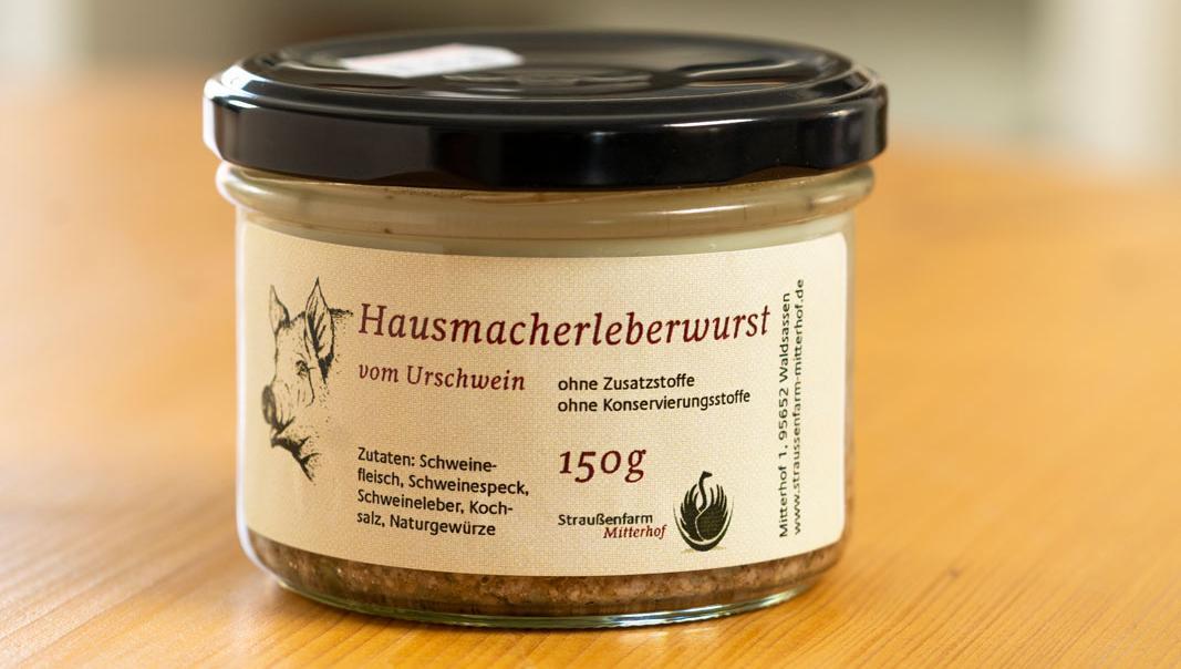 Hausmacherleberwurst